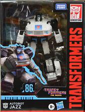 Transformers Studio 86 Deluxe Figure Wave Autobot Jazz 86-01 In Stock