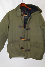#122 PENFIELD Landis 60/40 Toggle Water Resistant Down Hooded Jacket Size L