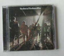 # THE GUESS WHO - THE BEST - CD NUOVO SIGILLATO -