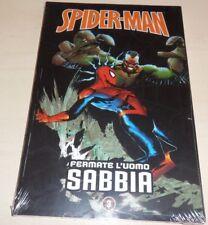 Spider-Man  N..3 Storie Indimenticabili Fermate l'Uomo Sabbia Gazzetta/Corriere
