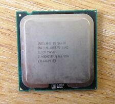 Intel Core 2 Quad Q6600 procesador de cuatro núcleos 2.40GHz/8M/1066 SLACR Socket LGA775