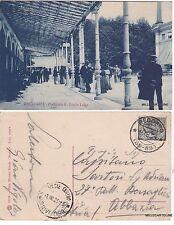 # RECOARO: PORTICATO R. FONTE LELIA   1925