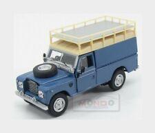 Land Rover Land Series Iii 109 Van 1961 Blue Cream HONGWELL 1:43 251XND12