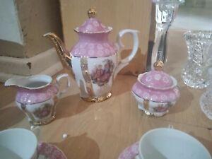 Antique tea sets