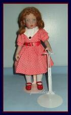 "Kaiser Doll Stand fits 11"" LISSY 12"" Marley Wentworth BITTY BETHANY"