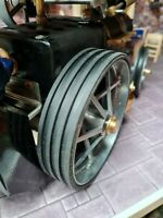 Mamod traction engine TE1A, TE1 tyres.