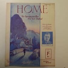 Unanimità Home feat. JACK Payne, Van Steeden/Clarkson