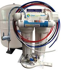 Undersink Reverse Osmosis Water Filter- Fluoride Removal + Hi pH Alkaliser