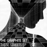"The Graphite Set : These Streets VINYL 12"" EP (2016) ***NEW*** Amazing Value"