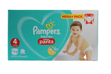 Pampers Baby-Dry PANTS Gr. 4 94St Windeln