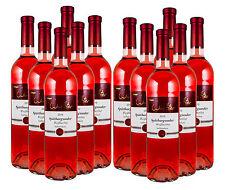 12 Fl. 2015 Spätburgunder Weißherbst halbtrocken Weingut Wachter Bronze prämiert
