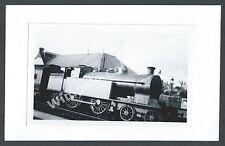 LMS, Locomotive, 6812, LNWR, 1935, 2-4-2 Tank. Real Photograph. Postcard (2499)