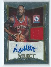 2012-13 Select Arnett Moultrie JERSEY RELIC AUTO AUTOGRAPH RC #291 294/399 76ERS