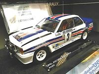 OPEL Ascona 400 B Rallye Monte Carlo 1983 #3 Vatanen Rothm ans RAR Sunstar 1:18