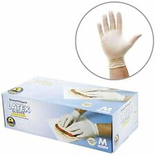 100 pcs Smoothtouch Latex Gloves- Sunset, Food Service grade, S,M,L and XL avail