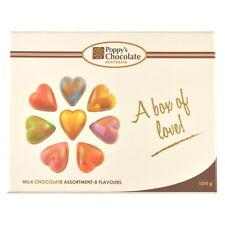 A Box of Love! Milk Chocolate heart gift box (inc overnight ship)