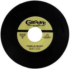 "Mickey & Sylvia ""Walkin 'en la lluvia"" R&B! escucha!"
