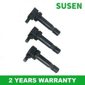Ignition Coil Fit For Daihatsu Sirion Charade Mira Move YRV L251 M100 1.0L