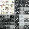 Newest 50PCS Bulk Lots Body Piercing Eyebrow Jewelry Belly Tongue Belly Bar Ring