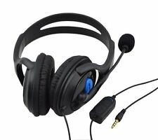 HEADSET WITH MICROPHONE +VOLUME CONTROL FOR NINTENDO SWITCH (FORTNIGHT GAME)