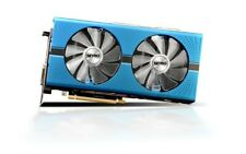 New SAPPHIRE Nitro+ Radeon RX580 8GB Special Edition Graphics Card 11265-21-20G