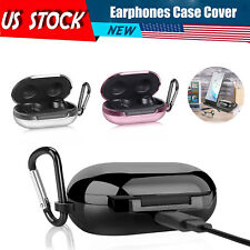 For Samsung Galaxy Buds+ Buds Plus Earphone Protective Silicone Case Cover Pouch
