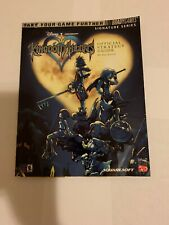 Kingdom Hearts Official Strategy Guide - BradyGames