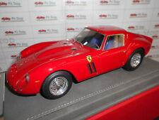 BBR1807 by BBR FERRARI 250 GTO RED 1962 1:18