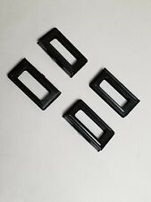 Carcano Stripper Clips 6 Round. Set Of 4 Pieces.