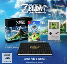 The legend of zelda , links awakening , Limited Edition , Nintendo Switch (NEU)