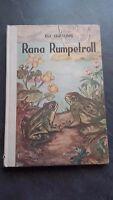 Eli Quisling Rana Rumpetroll Buchmeister-Verlag Berlino IN Tedesco Be
