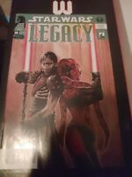 STAR WARS LEGACY #18 DARK HORSE 1ST APP DARTH WYYRLOK NIHL TALON 2007