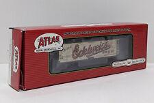 Atlas HO Scale #20001470 Edelweiss Beer 40' Wood Reefer Rd #18301 Train Car