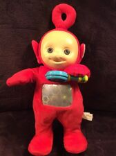 """TELETUBBIES PO STAND UP 15"""" TALKING DANCING LIGHT UP MUSICAL DOLL 2004"""