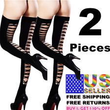New Hosiery Socks Tights Plus Size Women Stockings Nylon Hold Up Sheer Pantyhose