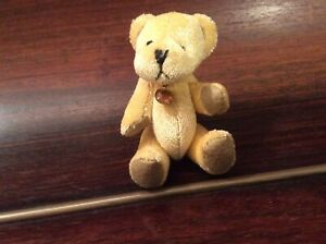 Dolls House Miniature Teddy Bear
