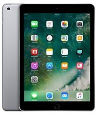 Apple iPad with WiFi, 32GB, Space Gray (2017 Model)  [MP2F2LL/A]  NEW