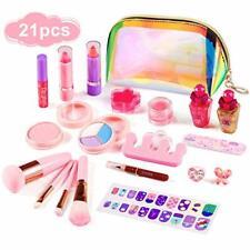 ARANEE 21PCS Juego de Maquillaje para niños para niñas, Kit de Juguete de