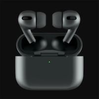BlackPods Pro For iOS Android Wireless Bluetooth Earbuds Earphones With Sensor