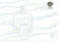 Warner Brothers Animated Series Original Production Drawing-Aquaman-A Fish Story