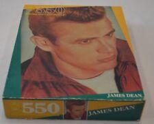 Vintage James Dean jigsaw puzzle 550 pieces Golden Puzzle