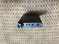 TOPPING NX3 Portable Headphone Earphone Amplifier HIFI Stereo Audio Amp Black
