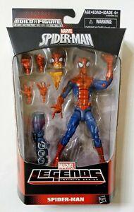 MARVEL LEGENDS SPIDER-MAN W/ PIZZA SPIDER-MAN INFINITE SERIES W/ HOBGOBLIN BAF
