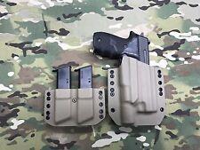 FDE Kydex  Holster SIG P226 Surefire X300 Ultra w/Matching Mag Carrier