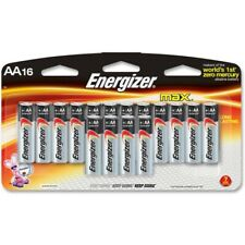 MAX Alkaline Batteries, AA, 16 Batteries/Pack