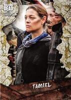 Walking Dead Season 8 Part 1 CHARACTER Insert Card C-22 / TAMIEL