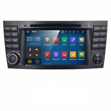 Autoradio Android 7.1 Per Mercedes Benz Classe CLS G E W211 W219 CLK Stereo DVD