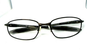 Oakley BLENDER 6B OX3162-0155 Pewter 55-17-133 Eyeglasses Rx Frames Men/Women