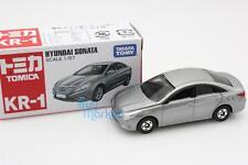 New Takara Tomica Tomy #KR-001 Hyundai Sonata Scale 1/67 Diecast Toy Car Japan