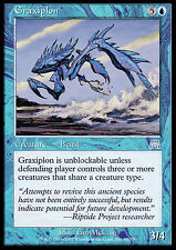 Graxiplon X4 EX/NM Onslaught MTG Magic Cards Blue Uncommon